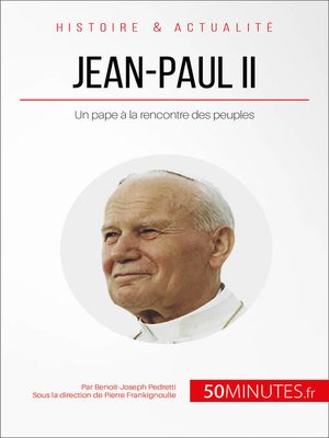 cover image of Jean-Paul II